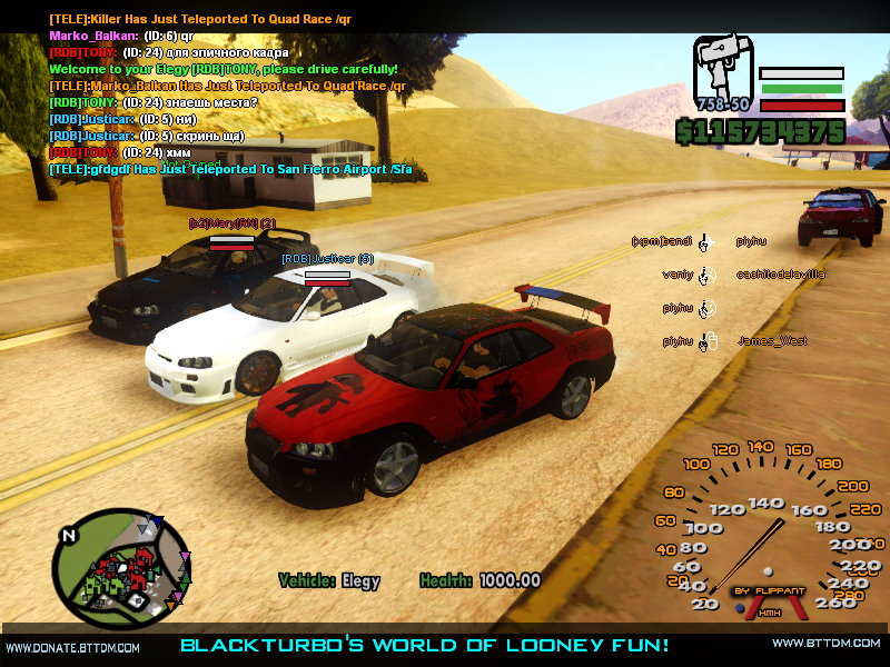 Screenshot by [RDB]T0NY
