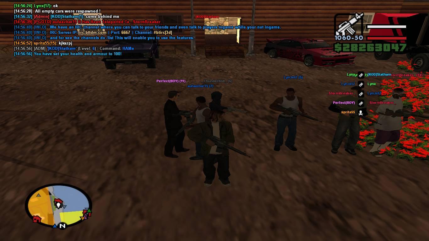 Screenshot by Statham